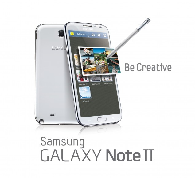 Samsung officially announces the Samsung Galaxy Note 2