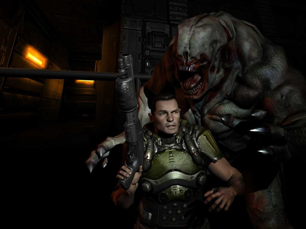 Developer Ports Id Software S Doom 3 To Android Video
