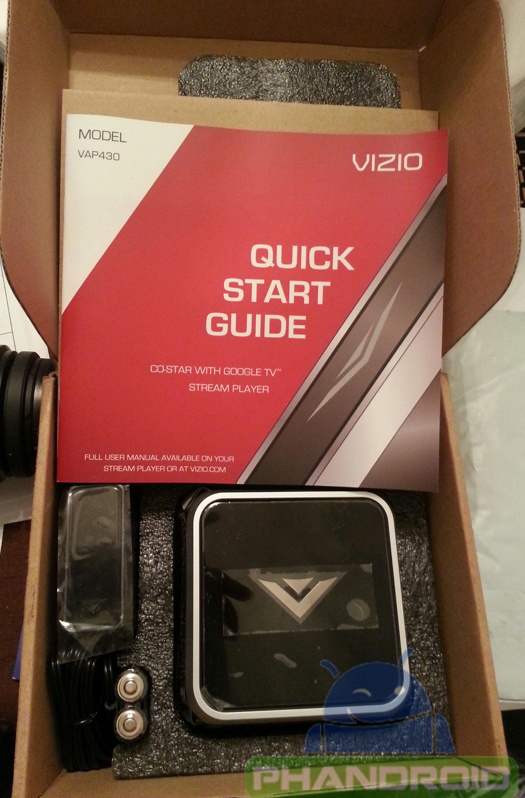 Vizio Co-Star GoogleTV Media Player Reviewed