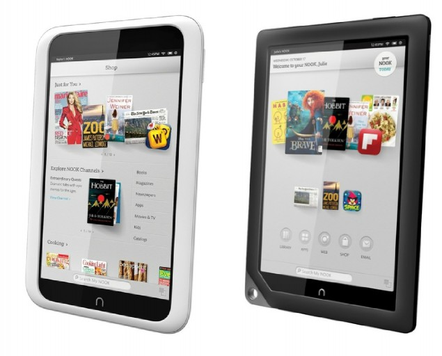 nook hd and nook hd to receive google play store rh phandroid com HD vs Nook HD Plus Nook HD Plus Tablet