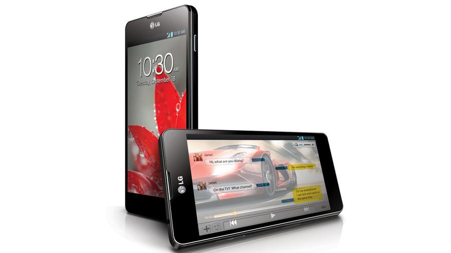 LG Optimus G Is Official (Again) – Arrives Next Week In ...