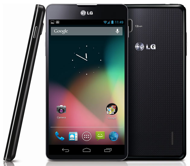 LG Optimus Nexus Rumors Are What Android Dreams Made Of