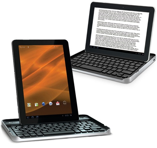 Bluetooth Keyboard Mapping Android: Logitech Bluetooth Android Keyboard Only $10
