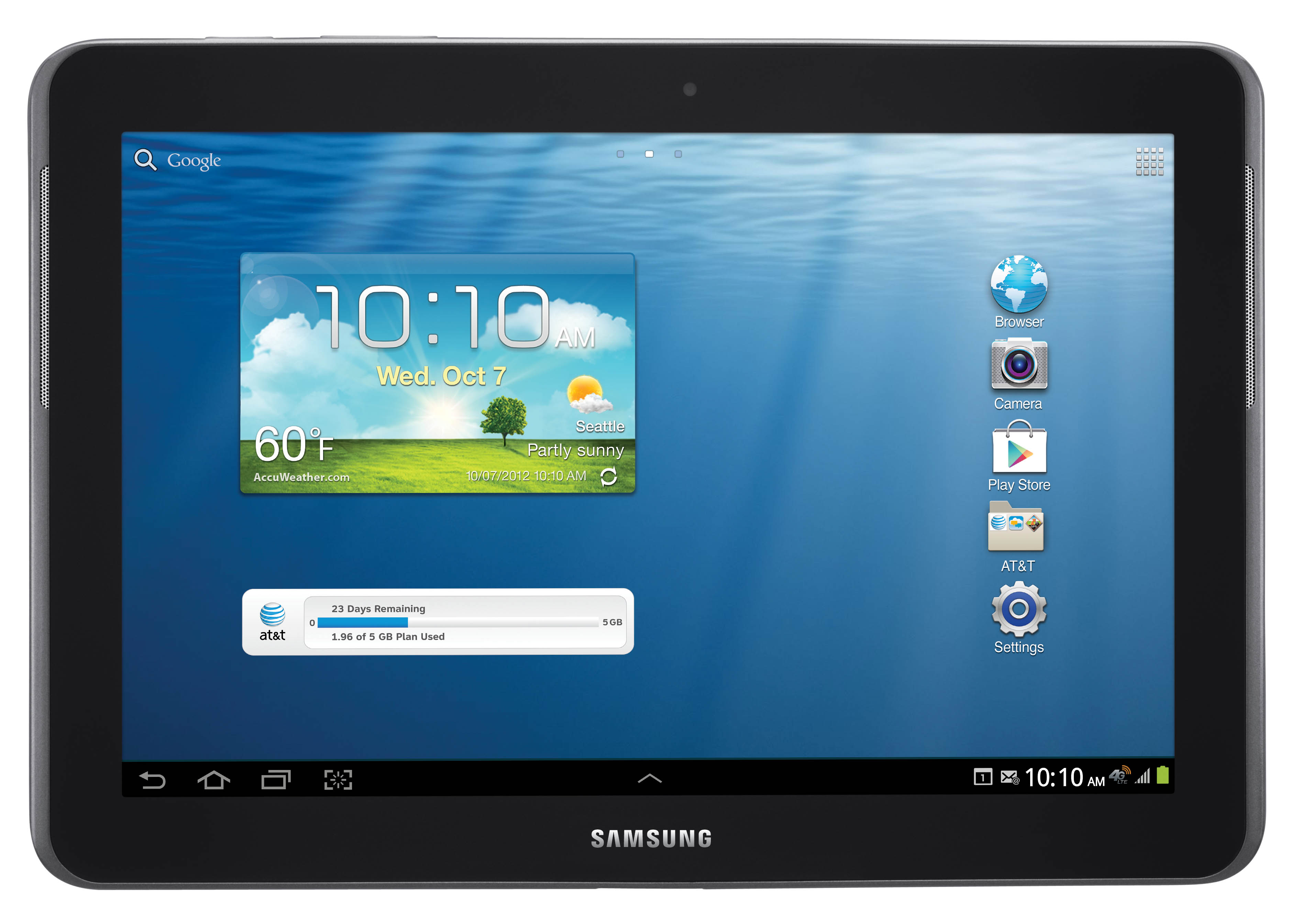 samsung galaxy tab 2 10 1 launching on at t november 9th. Black Bedroom Furniture Sets. Home Design Ideas