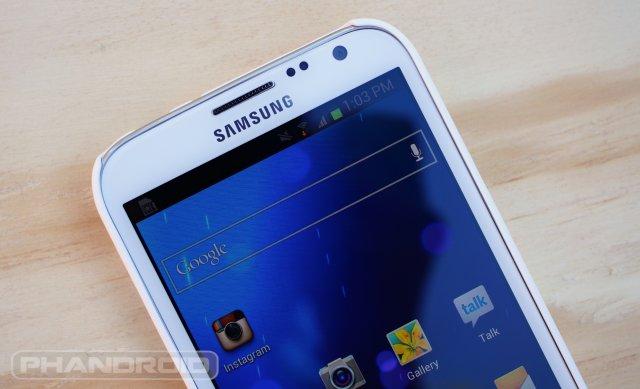 Samsung Galaxy Note 2 watermarked