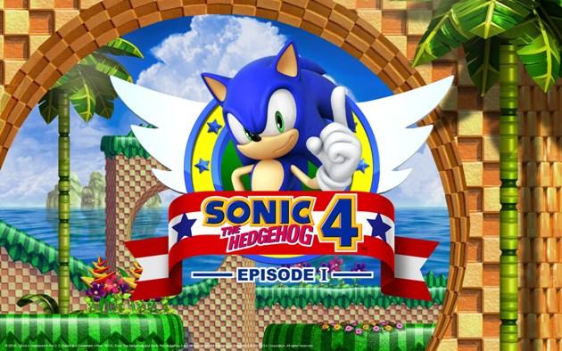 Sega Sonic 4