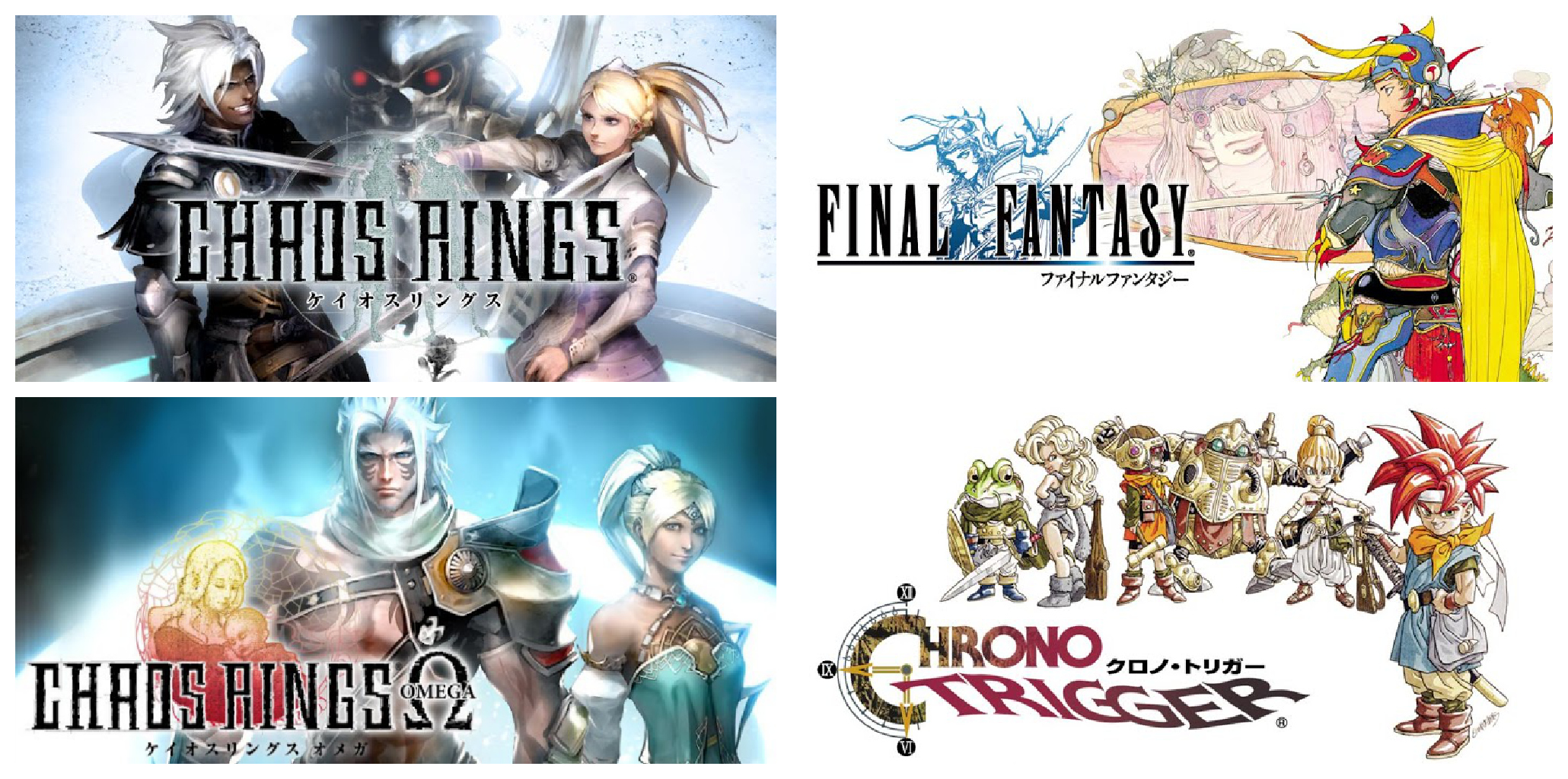 Square Enix Will Release Their Games for Android Market
