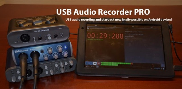 usb audio recorder pro brings first usb audio recording capabilities to android. Black Bedroom Furniture Sets. Home Design Ideas