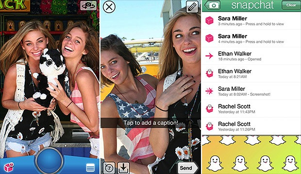 how to completly delete message on snapchat