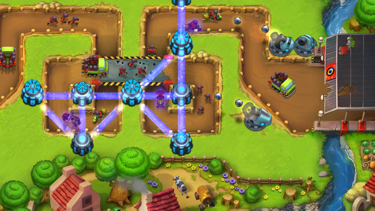 Tower Defense: Tank WAR Apk for Android Free Download