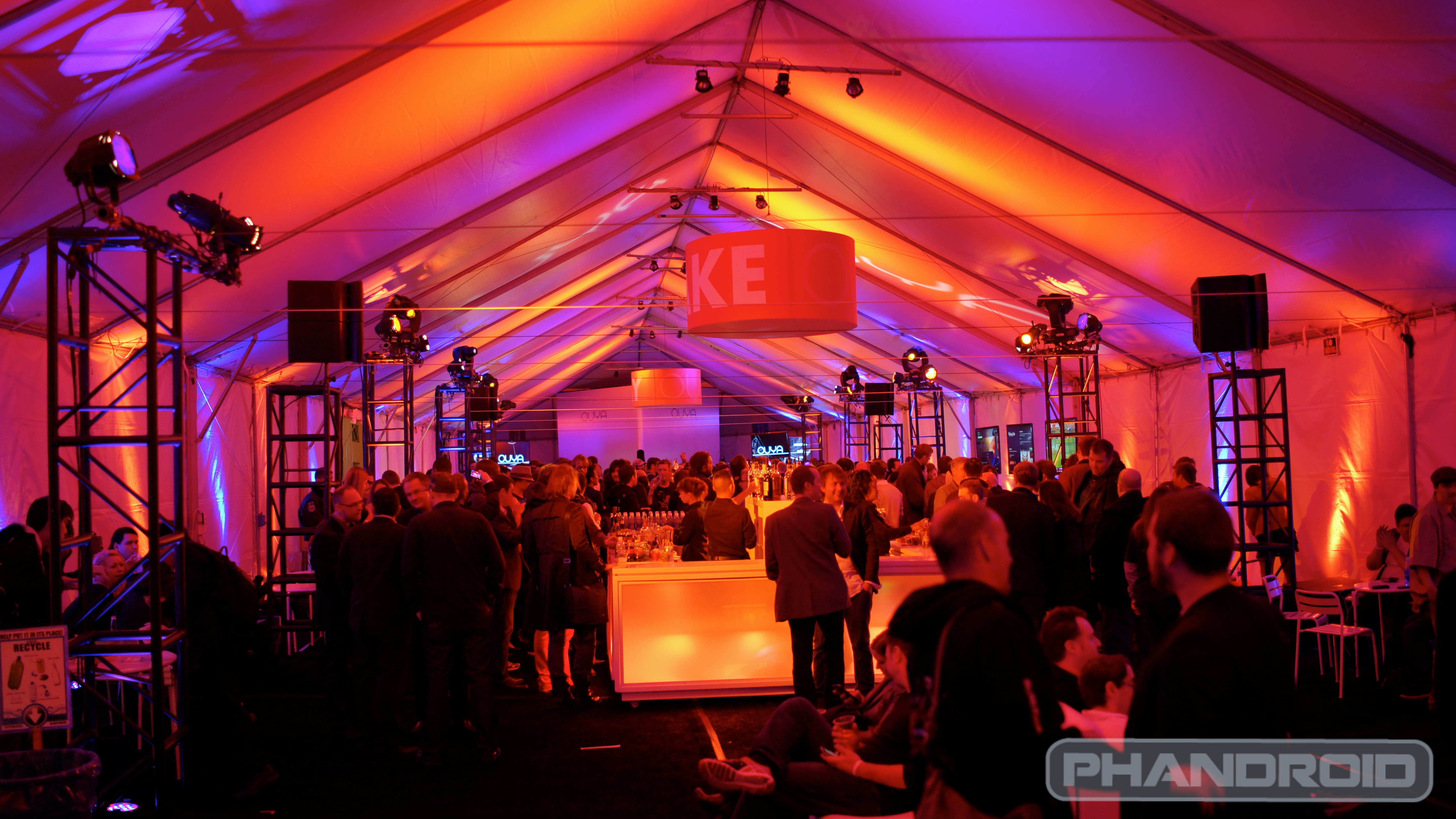 Behind the scenes at the OUYA launch [VIDEO]