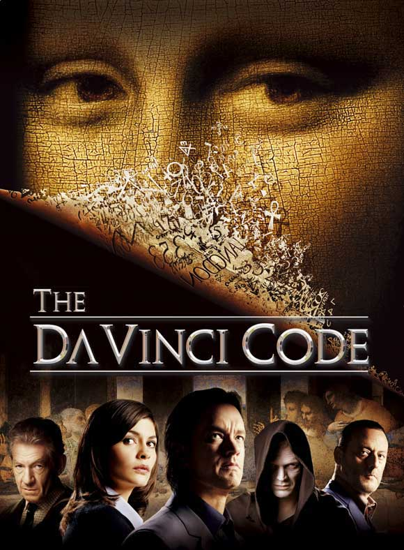 Google celebrating Da Vinci Code 10th anniversary with free book, discounted film