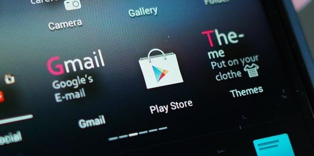 Google Play Store wm watermark