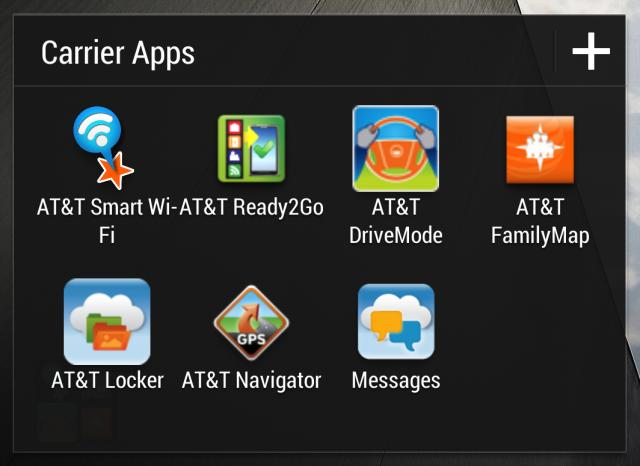HTC One bloatware ATT