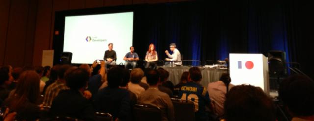 Glass developer session IO 2013