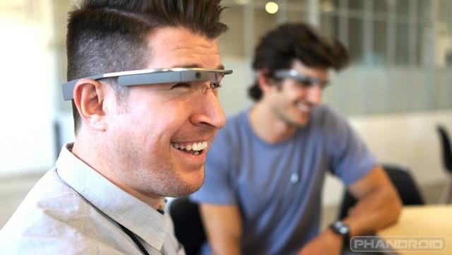 Google Glass Chris Chavez fitting