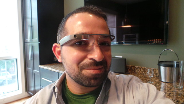 Rob Jackson Google Glass