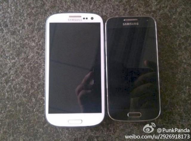 Samsung Galaxy S4 Mini weibo 4