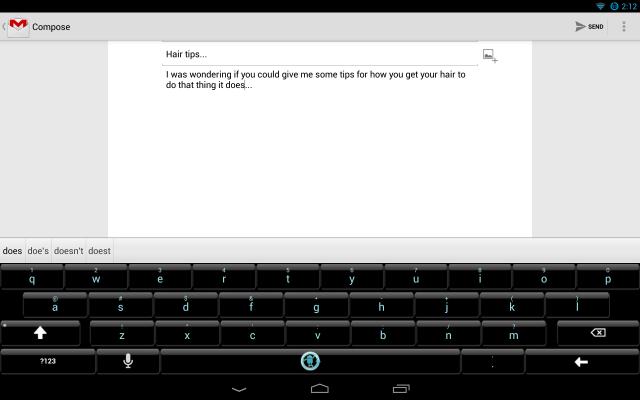 Smart Keyboard Pro Tablet