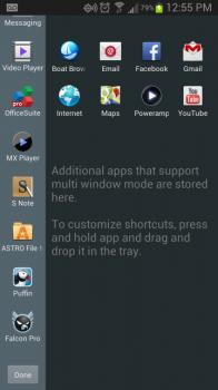galaxy note 2 multi-window apps
