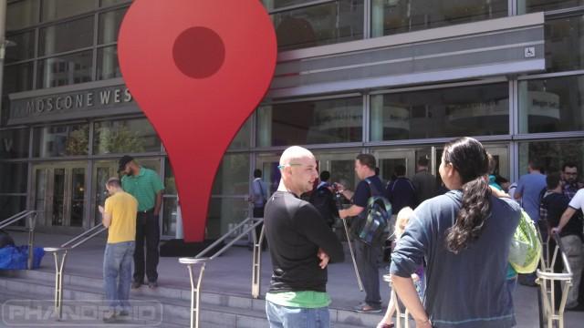 outside google io