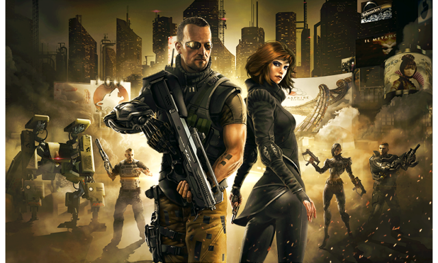 Deus Ex The Fall mobile game Android