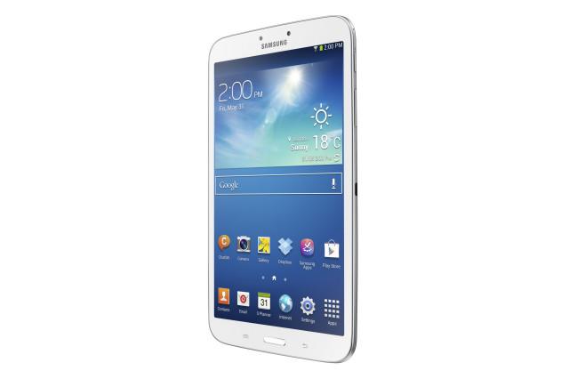Samsung announces Galaxy Tab 3 8.0 and 10.1