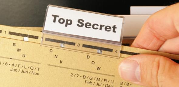Top-Secret-Folder