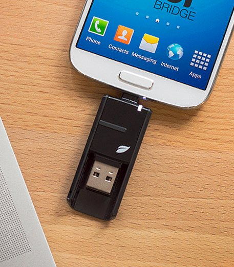 Leef Bridge Is A Usb Stick That Lets You Transfer Files