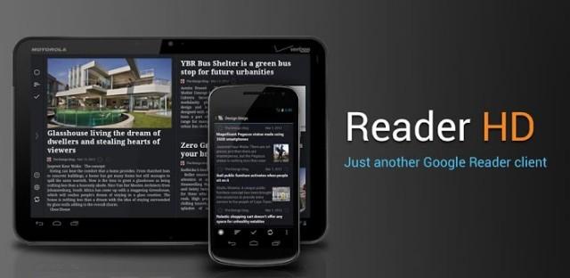 reader hd
