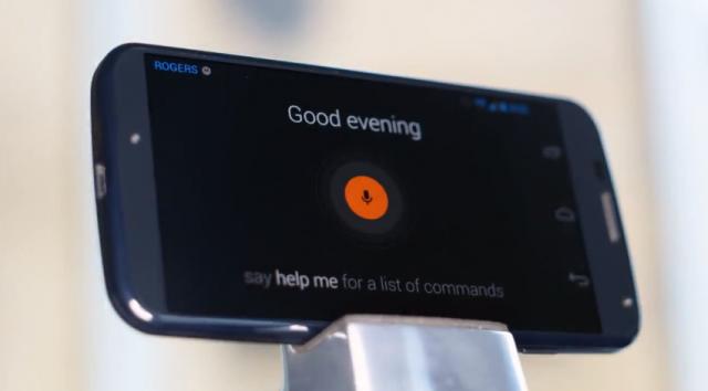 Moto X leaked video Rogers
