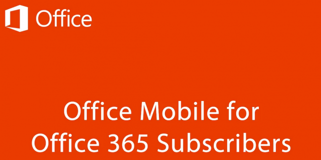 Office Mobile for Office 365   Android Apps on Google Play