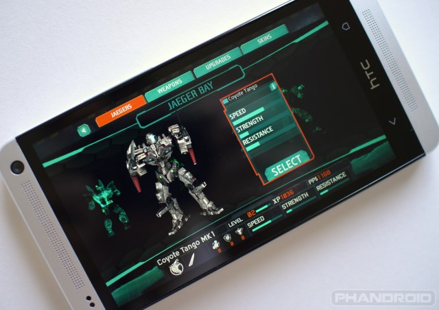 Pacific Rim for Android featured