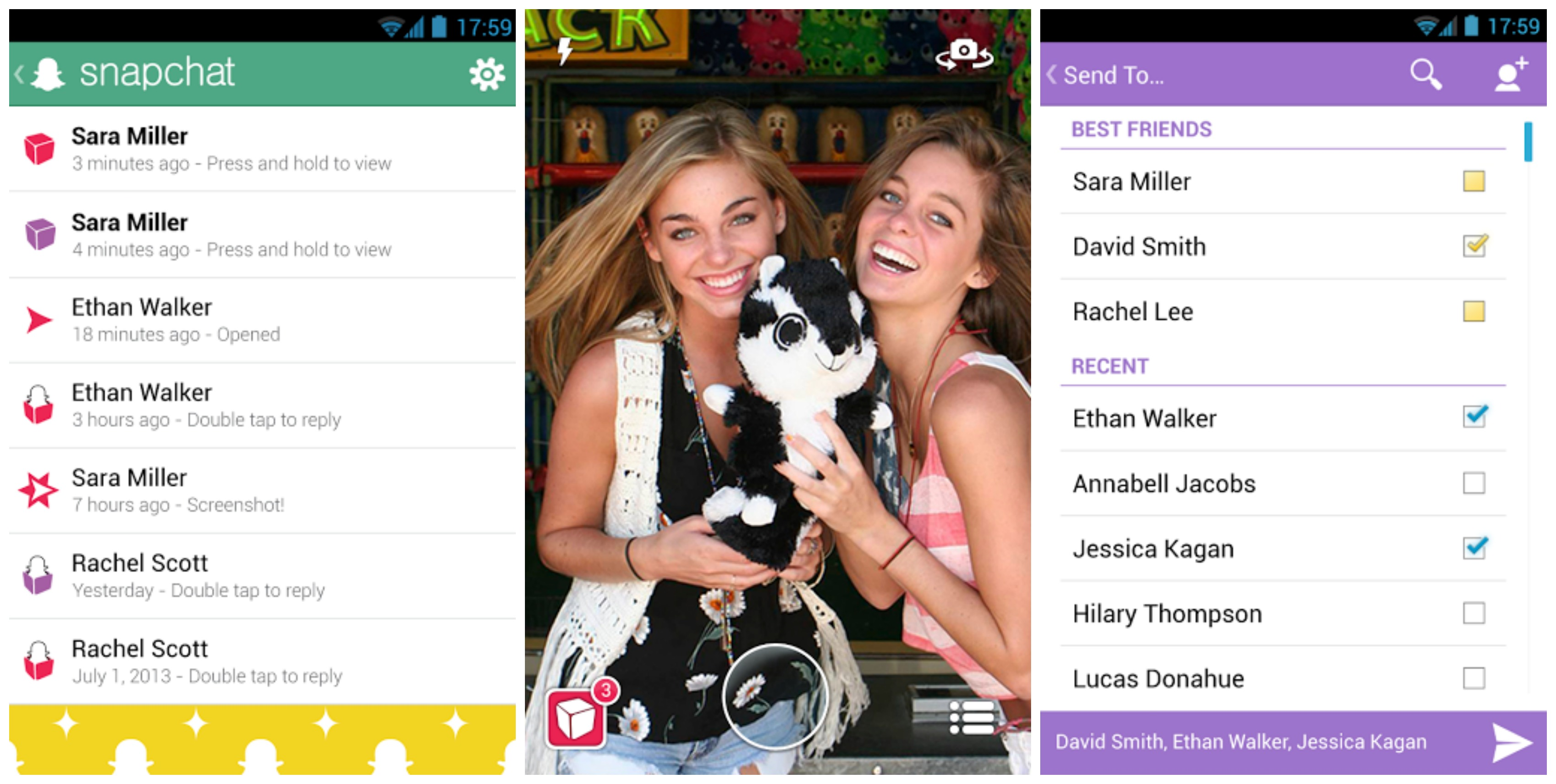 Terrible Names Snapchat Hackers Release 4 6 Million Names And Phone