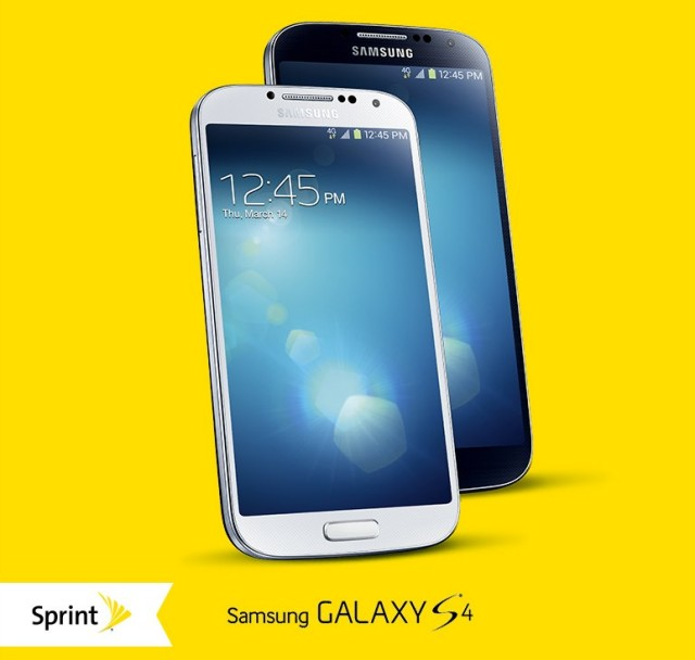 Sprint Samsung Galaxy S4 now receiving apps-to-SD update (MF9)