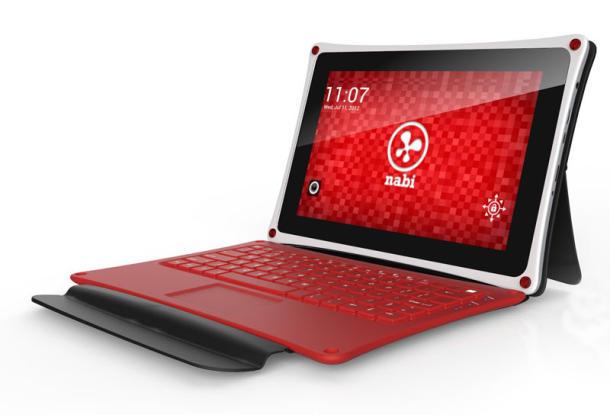 Fuhu Trademarks Nabi Dream Tab Higher End Tablet Incoming