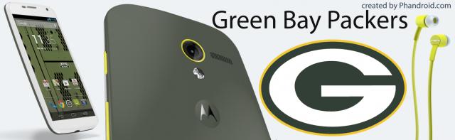 Moto-X-Phone-Green-Bay-Packers
