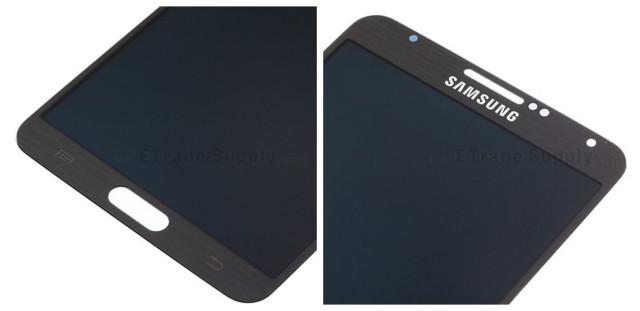 Samsung Galaxy S3 display digitizer bezel