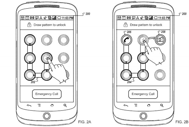 google-unlock-to-app-patent