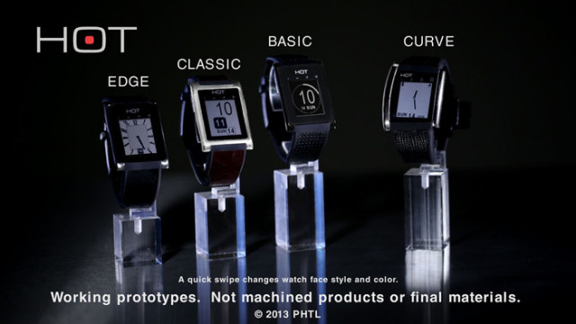hot watch models