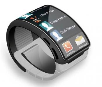 samsung smart watch mockup