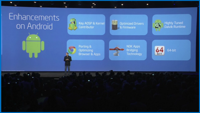Intel's Enhancements to Android