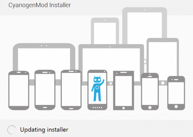 CyanogenMod Installer iPhone