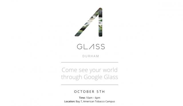 Google Glass US tour