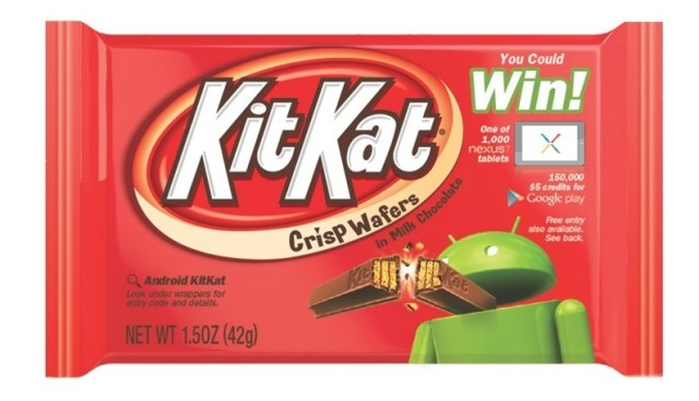 Kit Kat American Android wrapper