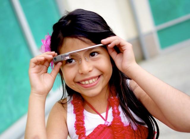 Sophia Chavez Google Glass