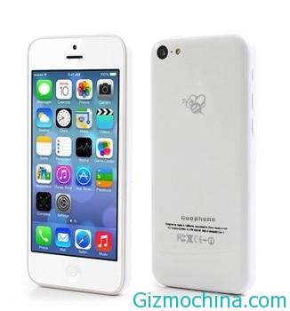 iPhone 5c tiruan