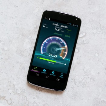 speedtest 3 for android