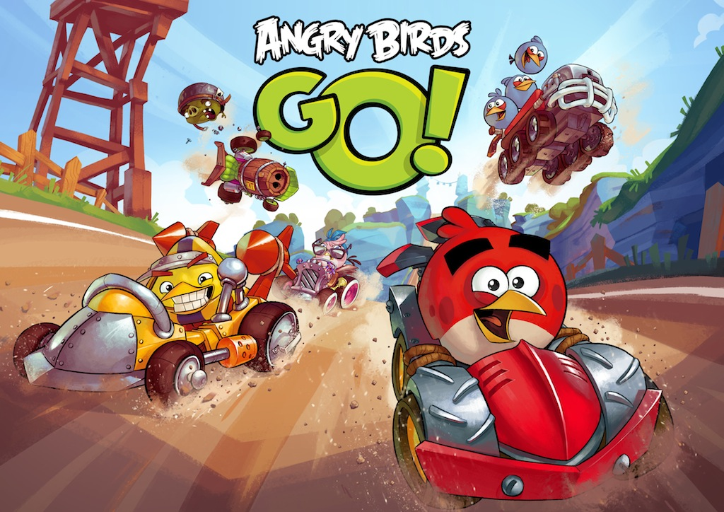 Angry Birds Go! - Apps on Google Play
