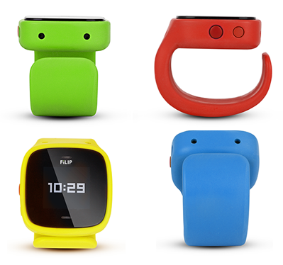 Gambar desain FiLip, Smartwatch Untuk anak